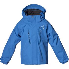 Isbjörn Storm Hard Shell Jacket Kids swedish blue
